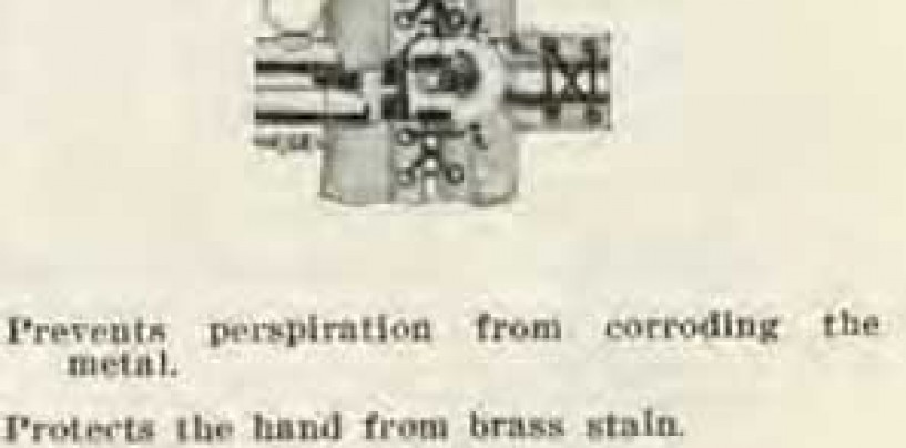 Bach Accessories – Valve Protector (1925)