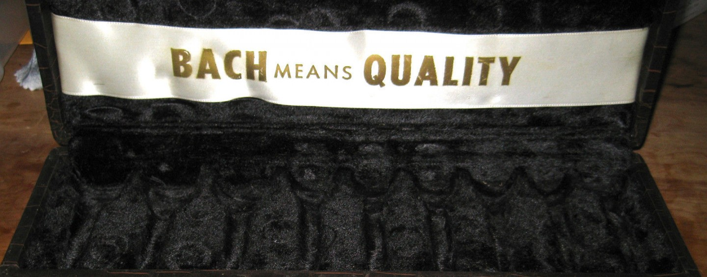 Bach Mouthpieces – Travel Cases