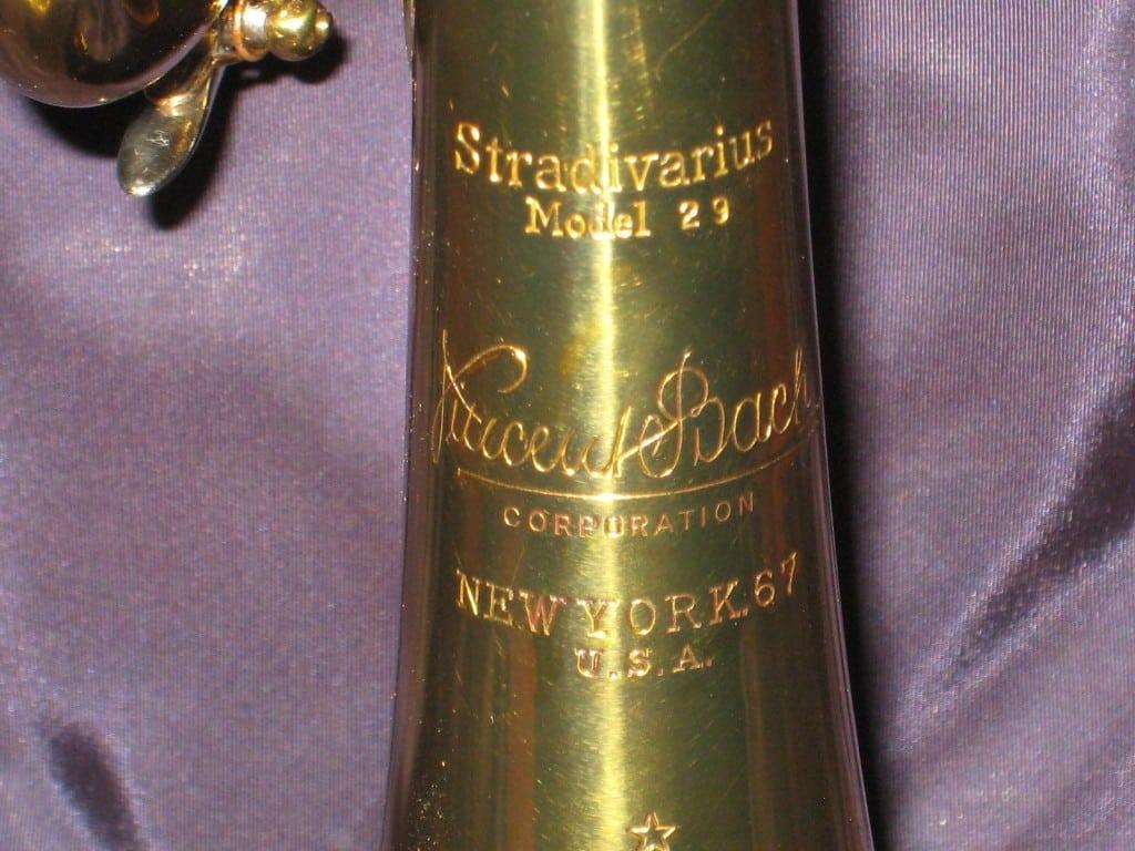 Bach Stradivarius bell logo (New York)