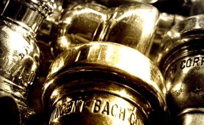 Bach Mouthpieces – Lettering Variations