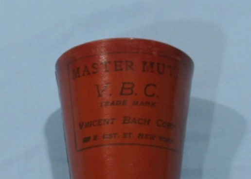 Bach Accessories – Master Mute