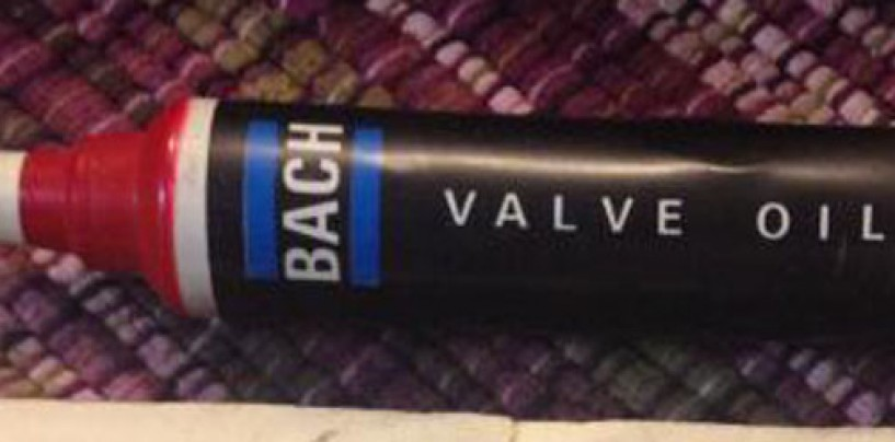Bach Accessories – Valve Oil (1960s)