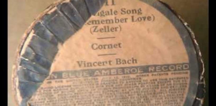 Vincent Bach – Soloist Edison Recordings